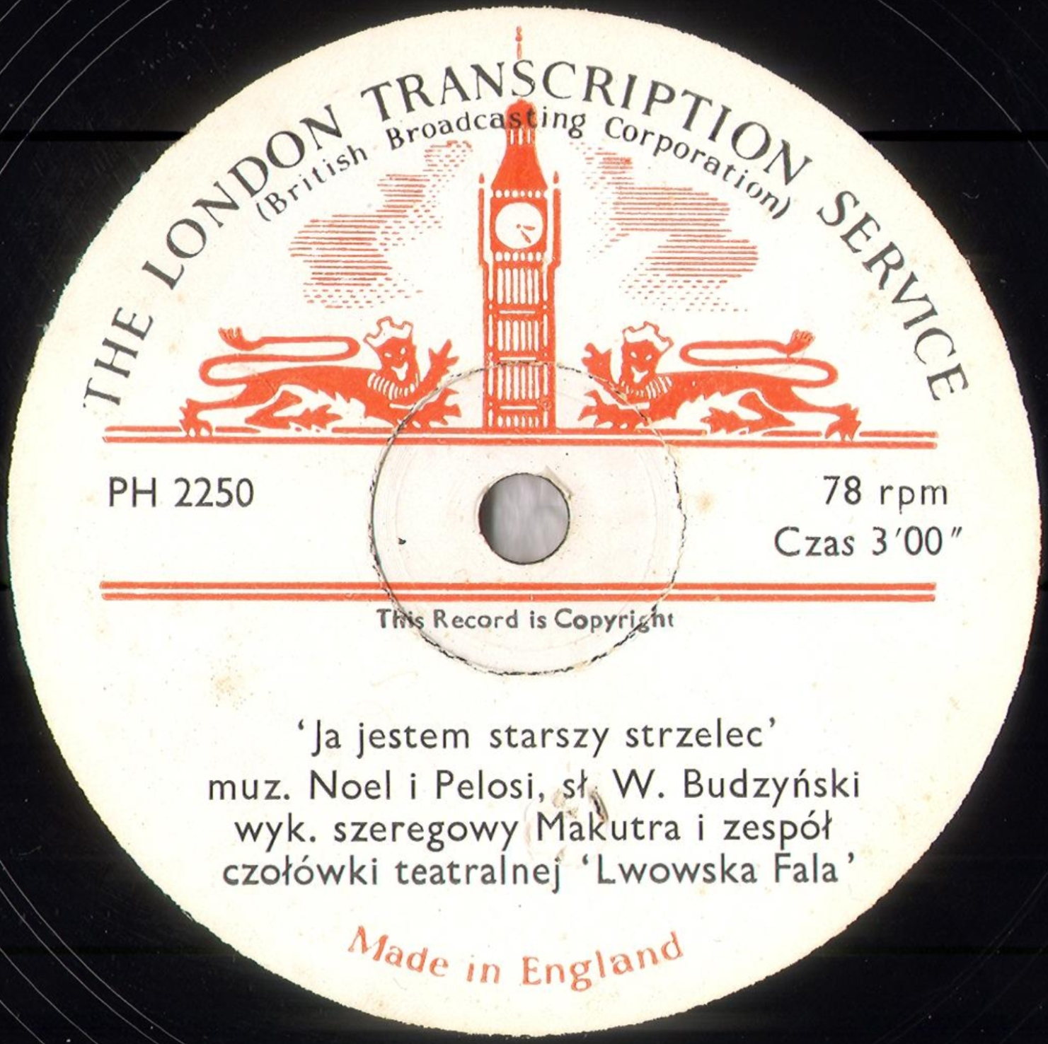 The London Transcription Service