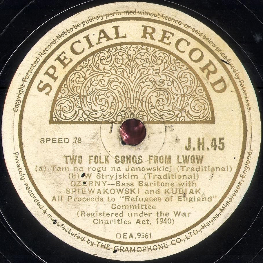 Special Record