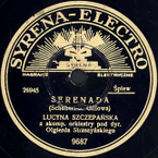 Serenada (Schubert, Gillowa)